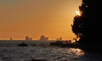 IMG_0150 Van sunset