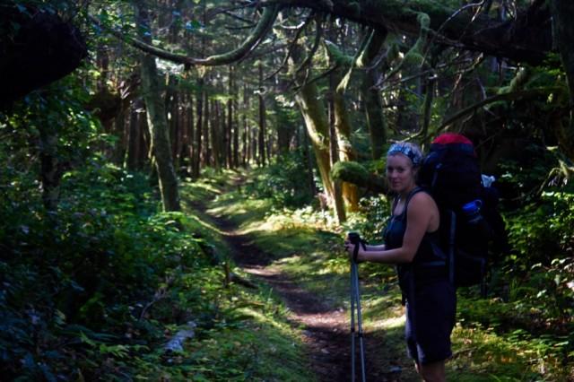 _MG_0352 Pigen i skoven
