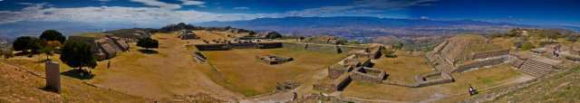 Monte Alban Panorama pt. 2.0