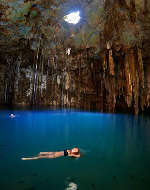 Cenote Muela