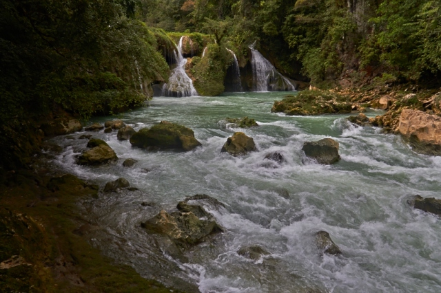 Guatemala vandfald