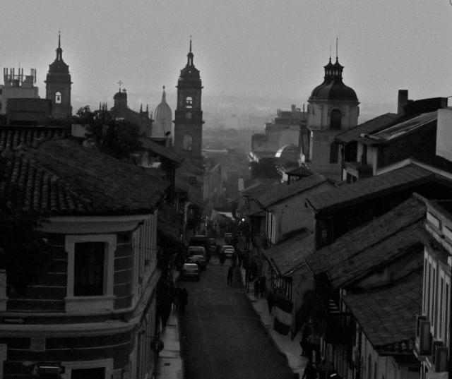 Colombia Bogota hosteludsigt