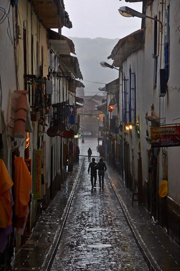 Cusco regnvejr